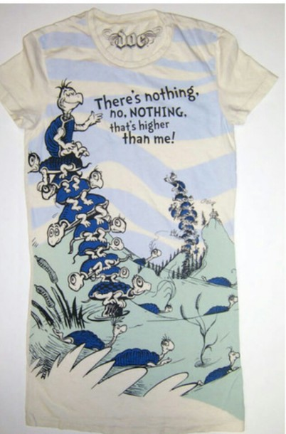shirt dr suess yerdle the turtle