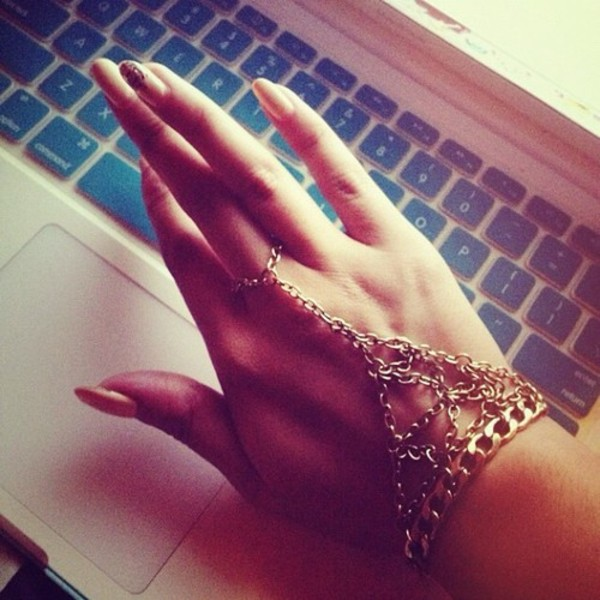 jewels bracelets ring gold chain
