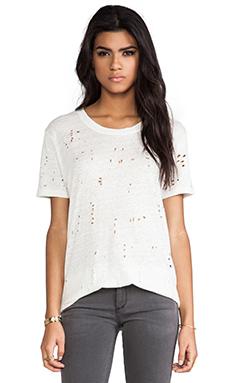 IRO Clay Tee Shirt in Ecru | REVOLVE