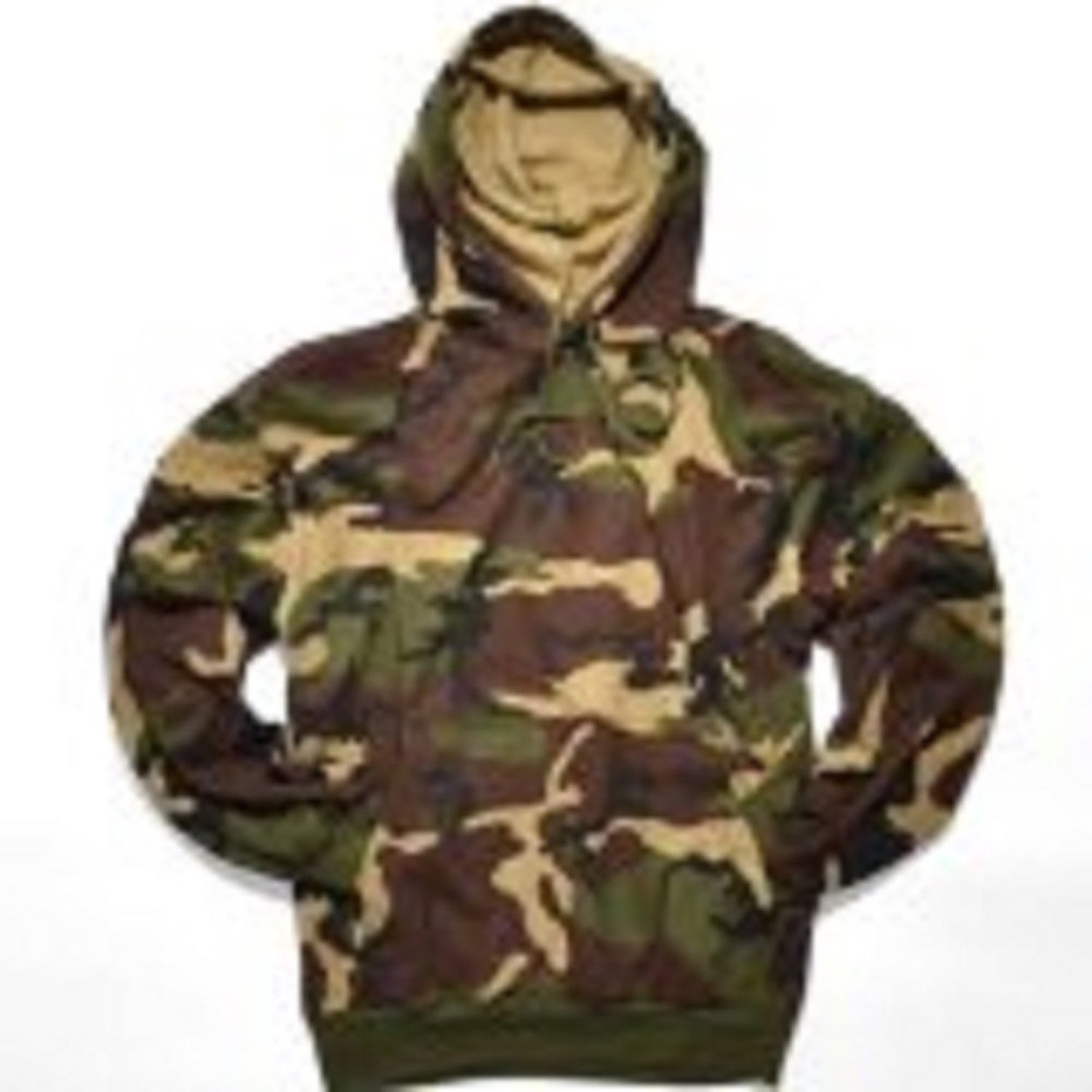 Amazon.com: woodland camo pullover hooded sweatshit by rothco: athletic sweatshirts: sports & outdoors