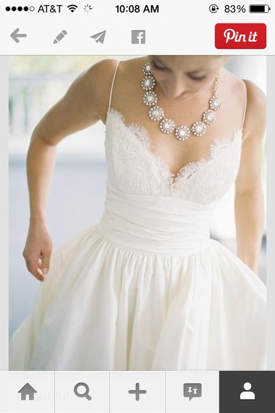 wedding dress wedding clothes wedding dress lace