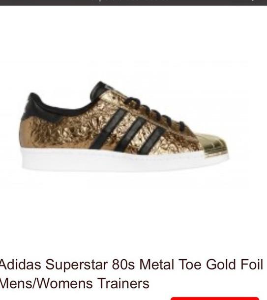 shoes adidas gold black gold adidas adidas superstars