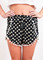Daisy pom pom shorts – desert rose apparel