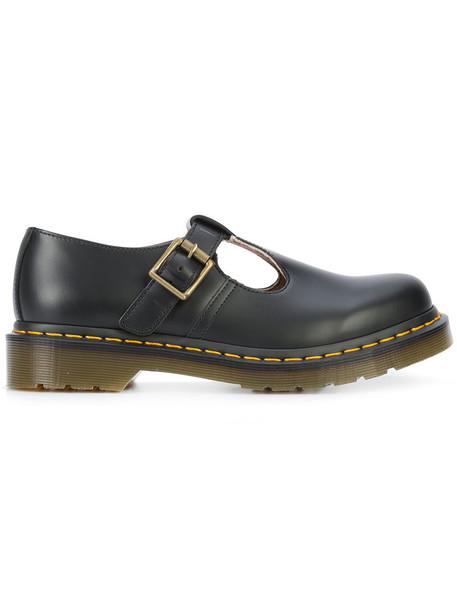 Dr. Martens women shoes leather black