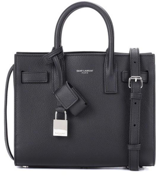 Saint Laurent bag shoulder bag black