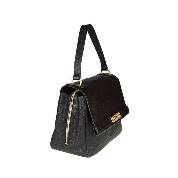 Moschino women bag shoulder bag black