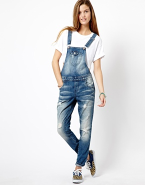 Only overalls at asos