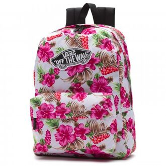 bag backpack vans off the wall hawaii theme