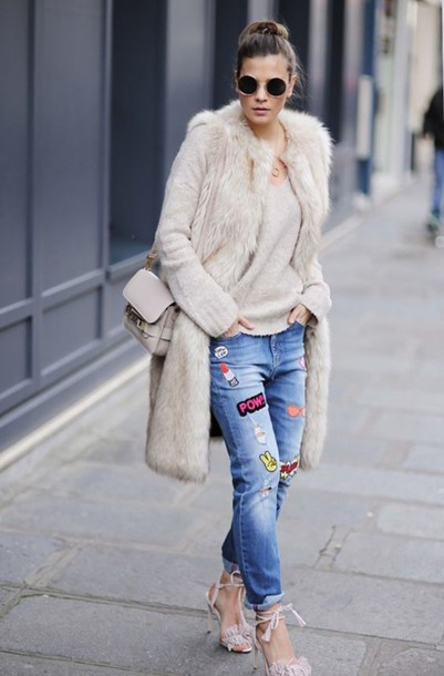 Kostuumvest Op Jeans.Jeans Wheretoget
