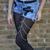 Stretchy Celebrity Style Gold 3 Tier Leg Chain Body Jewellery Fashuun Village | eBay