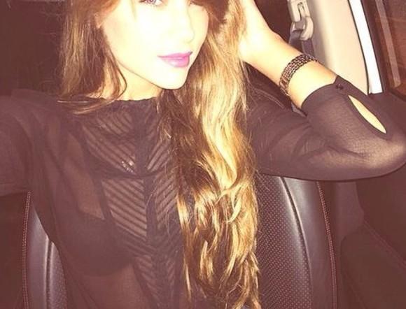 blouse black blouse sheer blouse