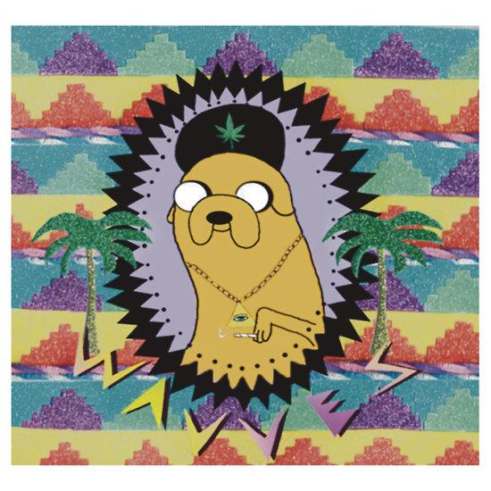 """Wavves Adventure Time - Shirt"" T-Shirts & Hoodies by SelecRandomness | Redbubble"