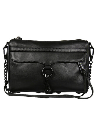 mini bag crossbody bag black