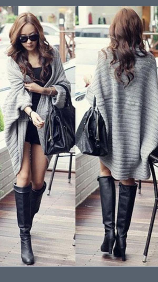 cardigan shawls