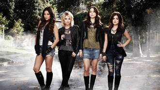 jeans ripped jeans aria montgomery tank top