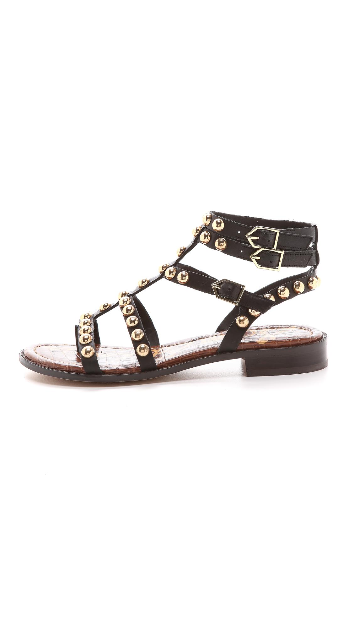 4a17bbaff51f Sam Edelman Eavan Studded Gladiator Sandals