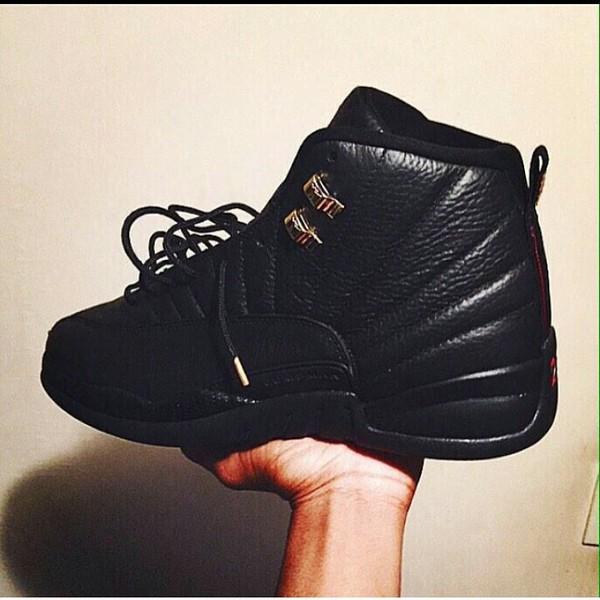 shoes black jordans jordan's shoes jordans high top sneakers