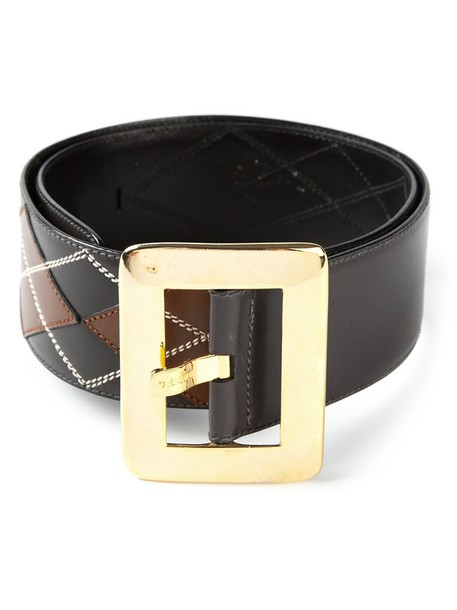 Céline Vintage belt grey