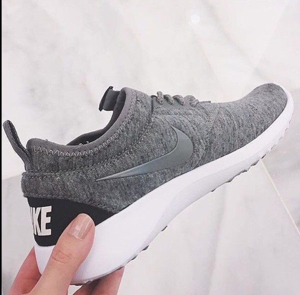 295ace0e1950 shoes nike grey cute style trendy grey sneakers nike sneakers grey shoes  grey white white nike