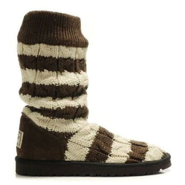 ugg cable knit boots