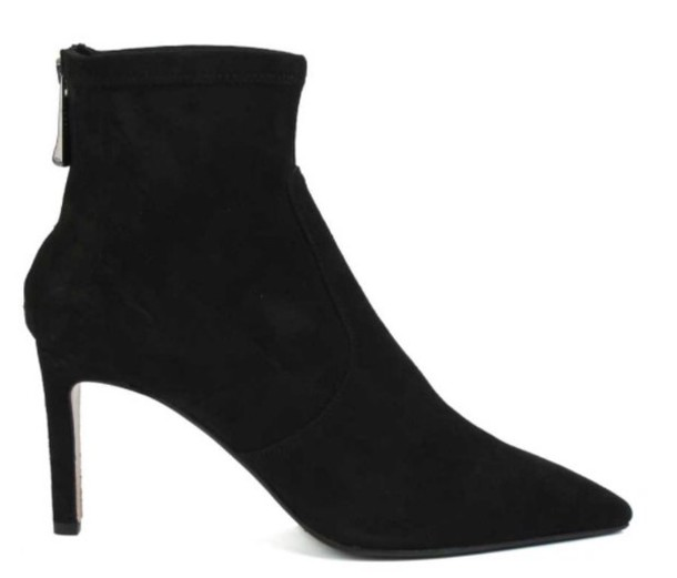 shoes ankle boots black boots heel boots pointed toe black shoes black pointed ankle boots all black everything
