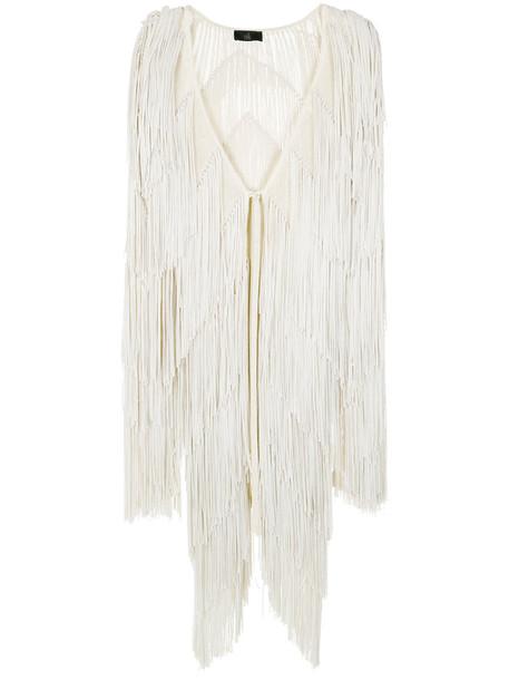 Nk coat long women white