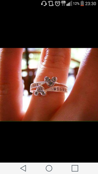 jewels disney ring disney ring