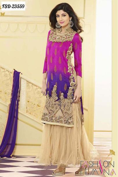Beautiful Kameez For Indian WomenIndian Women Punjabi Salwar Kameez Dresses