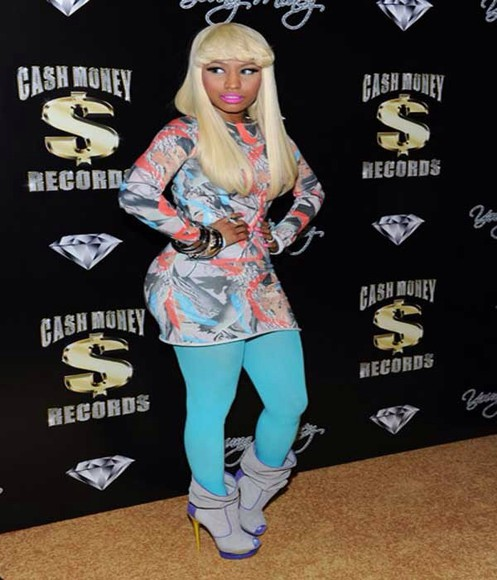 pants nicki minaj dress shoes