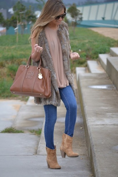 Light Pink Ankle Boots Shoes Ankle Boots Light Jeans