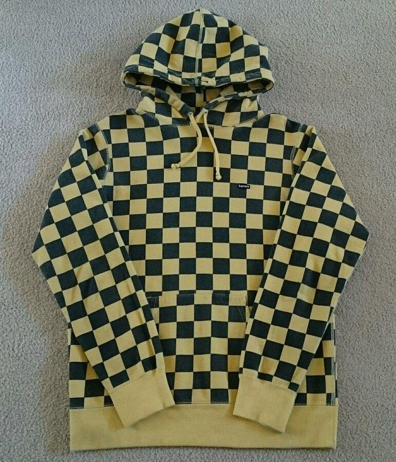 Reflective Small Box Zip Up Sweatshirt
