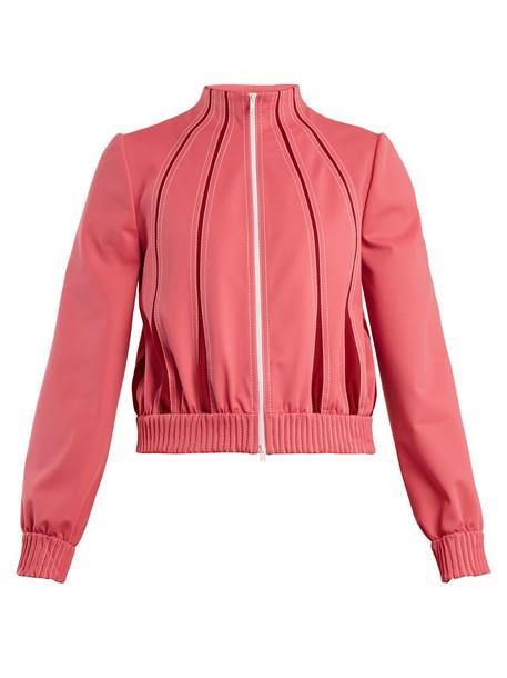 Valentino top zip high pink