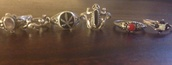 jewels,ring,the bling ring,frog,weed,fish