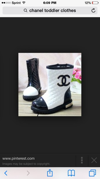 shoes chanel boots toddler chanel boots toddler boots