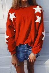 shirt,red