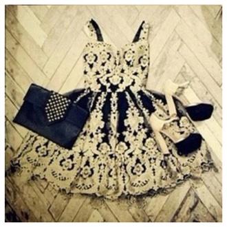 dress black dress black and gold black and gold dress luxury luxury dress short dress short prom dress prom dress