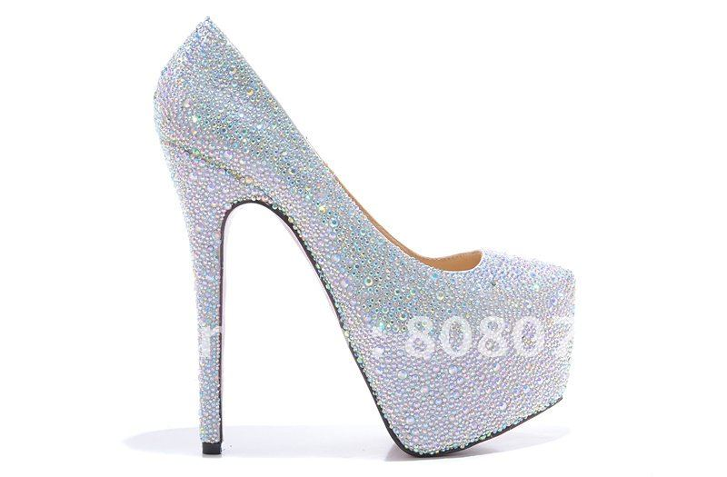 Best sale Womens shoes High heeled shoes Wedding shoes suede pumps Fancy coloured diamond-in Pumps from Shoes on Aliexpress.com | Alibaba Group