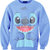 Stitch Crewneck | fresh-tops.com on Wanelo