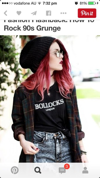 shirt t-shirt t-shirt black london grunge hipster indie boho style top fashion indie boho
