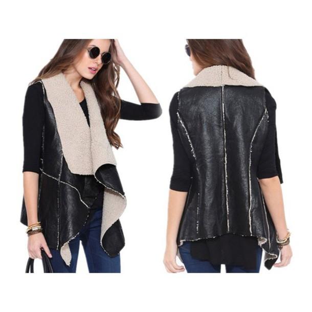 jacket irregular