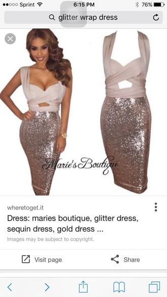 dress glitter glitter dress sequin dress bodycon dress party dress