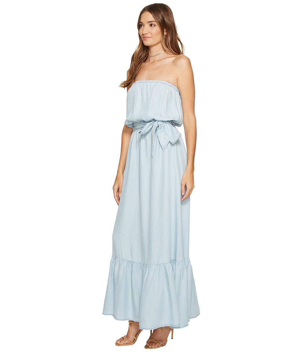 Chambray Maxi Dresses