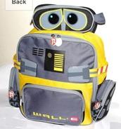 bag,wall e,packpack,kids fashion,disney,shoulder bag,wall e bacpack