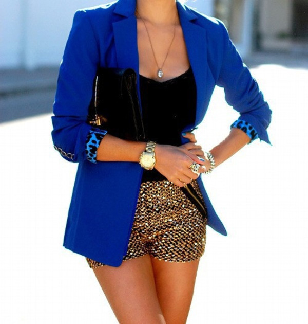sequins gold sequin shorts Sequin shorts