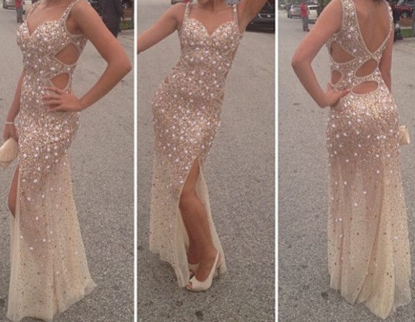 or gold dress buying in advance prom dress beautiful champagne dress i need it for prom help