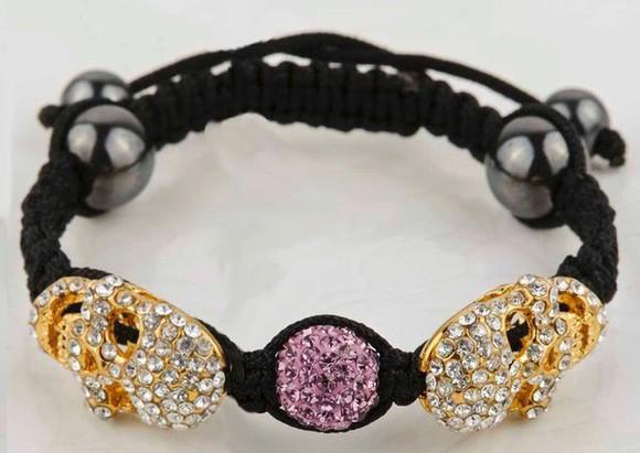 unique jewels beautiful popular women jewelry fashion beads crystal bracelet macrame bracelet @rihanna @kimkardashian @chloekardasian @elliegoulding @ritaora @playsuit @pink @lovely @pretty @gor lovely by lucy fashion street popular bedrooms