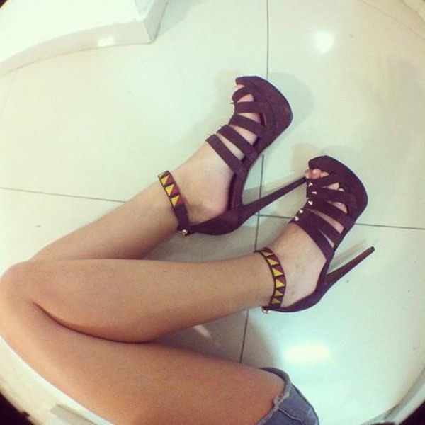 shoes high heels