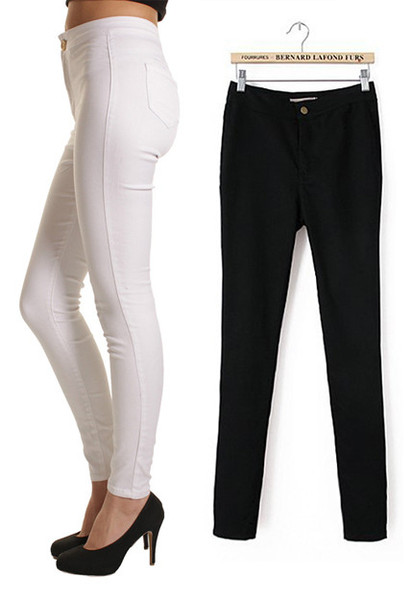 Skinni High Waist Jeggings   Outfit Made