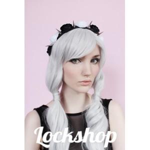 Studs & roses headband