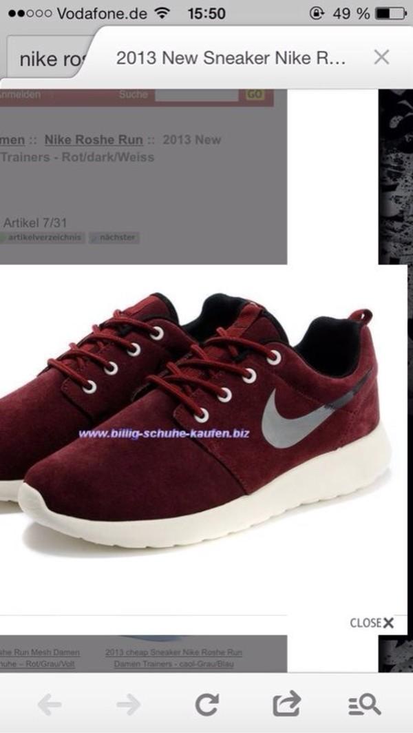 shoes nike red nike running shoes running shoes nike rosherun bordeaux